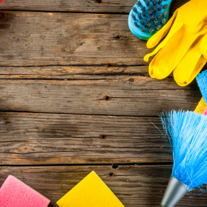 THE BEST WAYS TO CLEAN A MESSY HOME