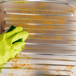 HOW TO CLEAN STAINLESS STEEL