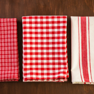 HOW TO CLEAN SMELLY DISH TOWELS