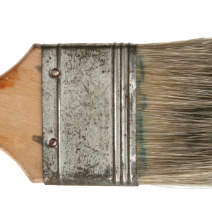 HOW TO CLEAN OIL PAINTING BRUSHES